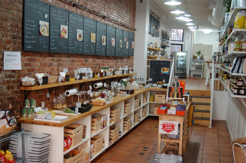 The Walk In Cookbook Is A Food Store Located Park Slope Brooklyn That Offers Pre Portioned Ingredients For Recipes To Cook At Home